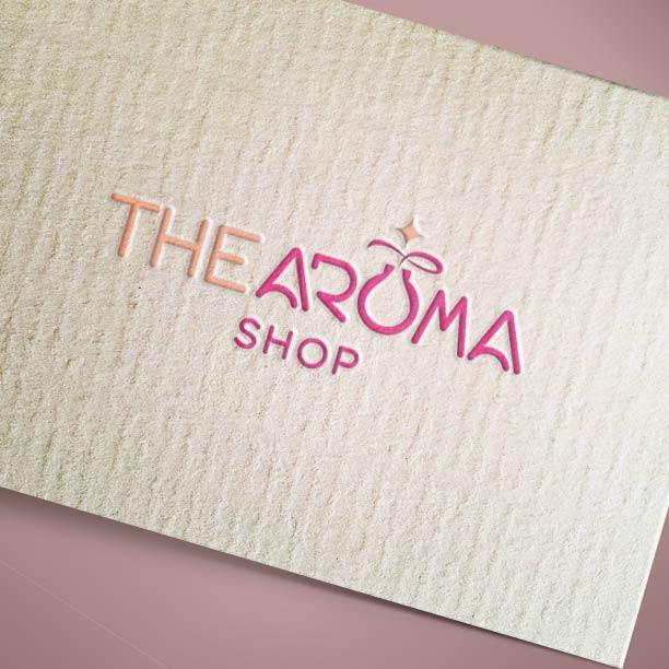 Λογότυπο The Aroma Shop