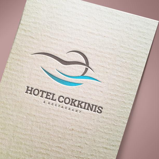 Λογότυπο Cokkinis Hotel