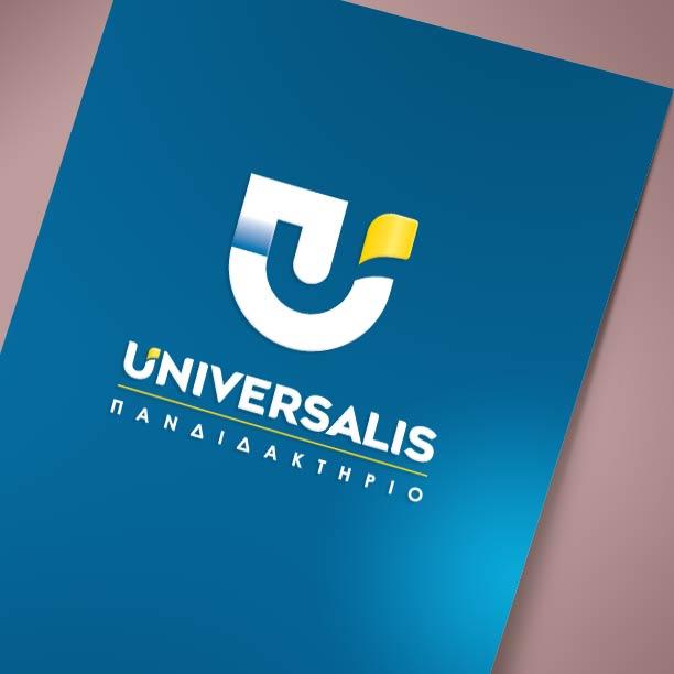 Λογότυπο Universalis White Edition