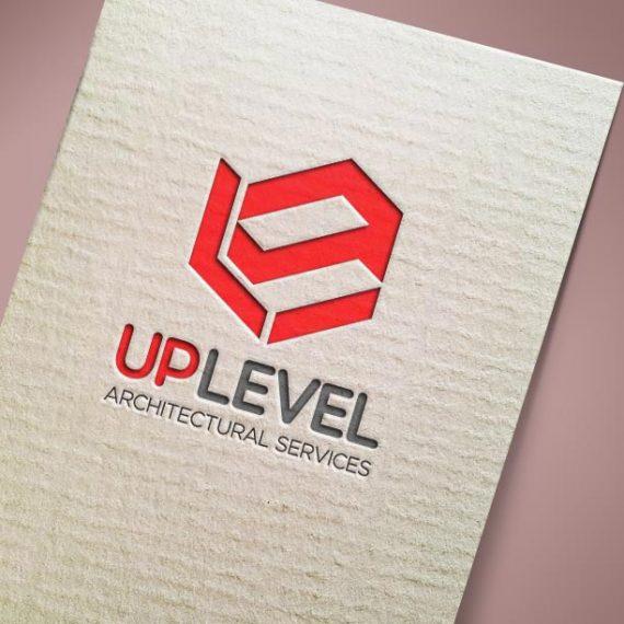 Λογότυπο Up Level