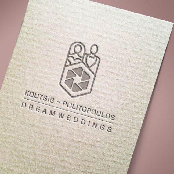 Λογότυπο Dreamweddings