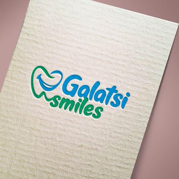Λογότυπο Galatsi Smiles
