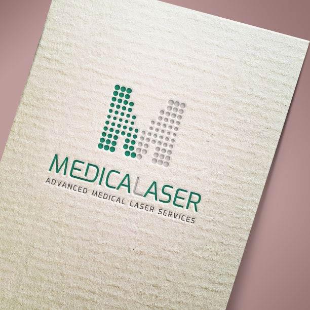 Λογότυπο Medicalaser