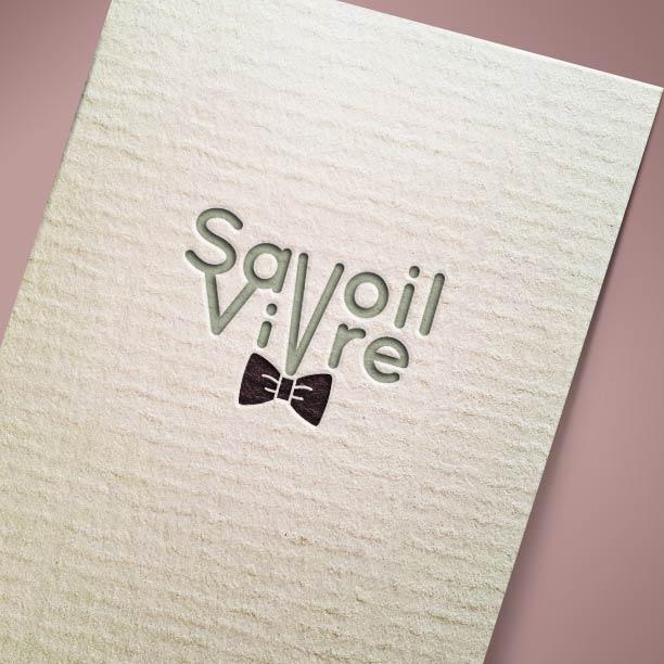 Λογότυπο Savoil Vivre