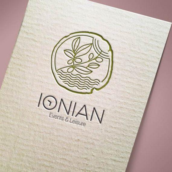 Λογότυπο Ionian Events