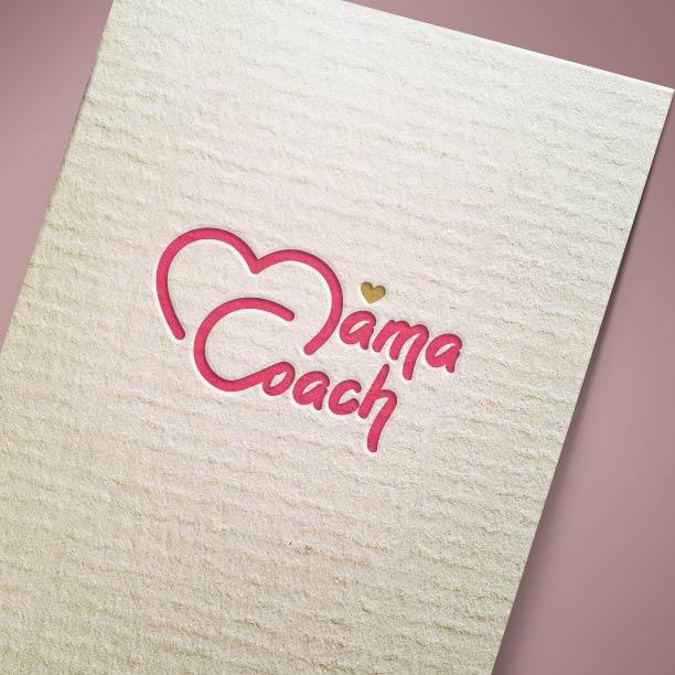 Λογότυπο Mama Coach