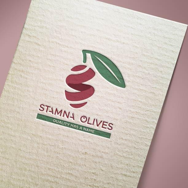 Λογότυπο Stamna Olives