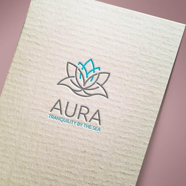Λογότυπο AURA