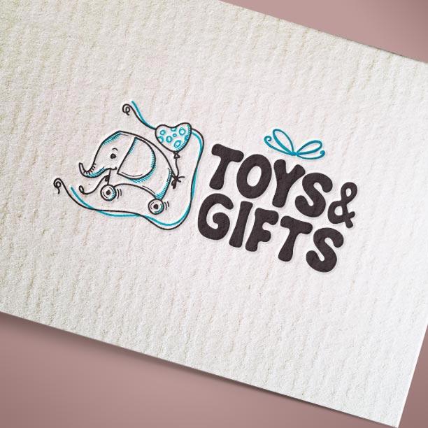 Λογότυπο TOYS & GIFTS