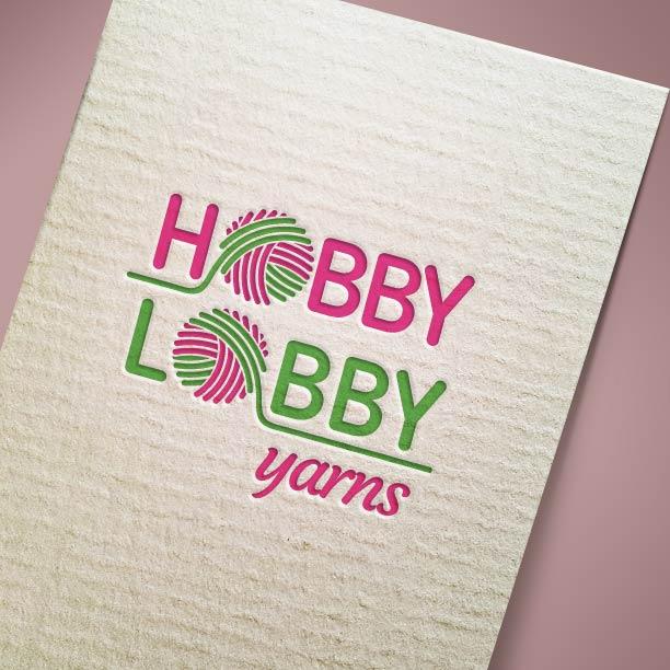 Λογότυπο HOBBY LOBBY YARNS