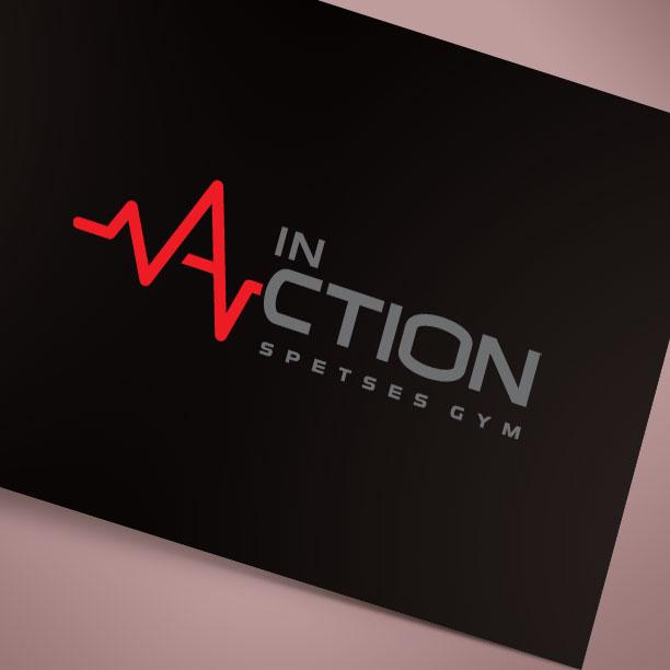 Λογότυπο IN ACTION