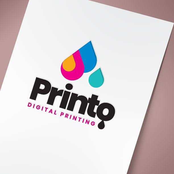 Λογότυπο Printo