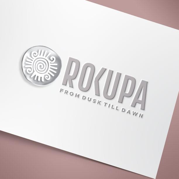 Λογότυπο Rokupa