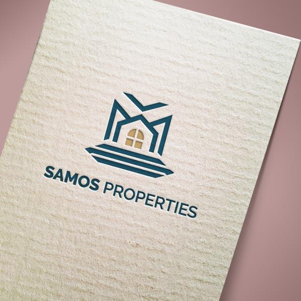 Λογότυπο Samos Properties