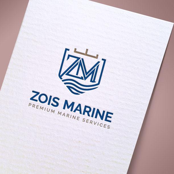 Λογότυπο Zois Marine