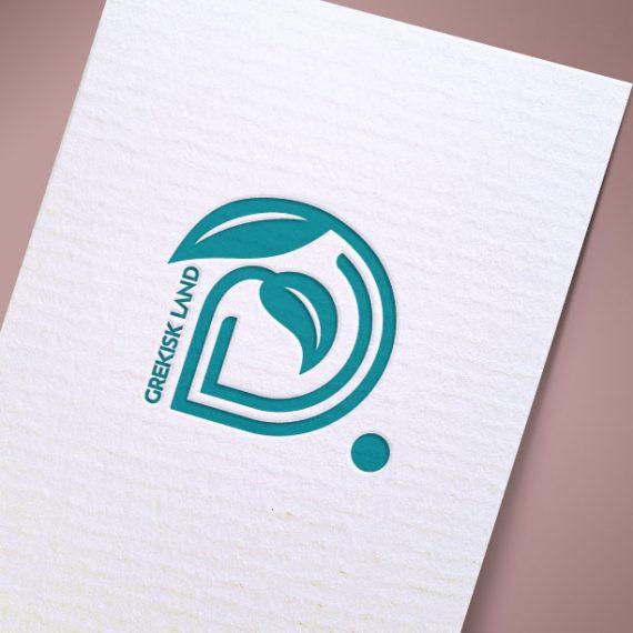 Λογότυπο D Grekiskland