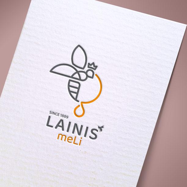 Λογότυπο Lainis Meli