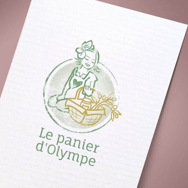 Λογότυπο Le Panier d'Olympe